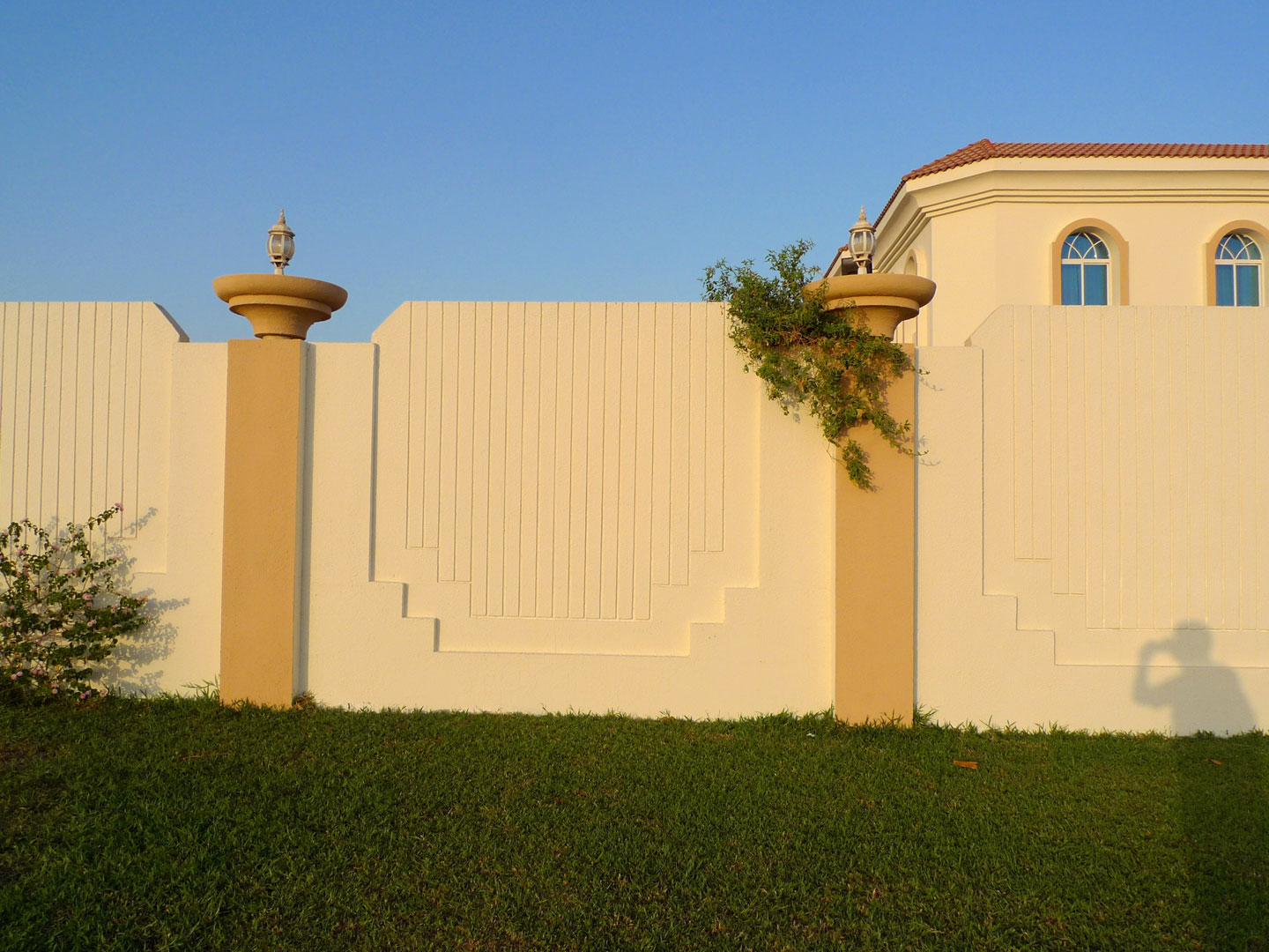 Park Boundary Wall Design : Boundary walls precast wall
